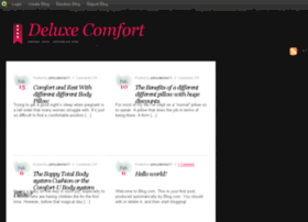 deluxecomfort.blog.com