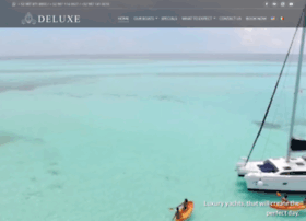 deluxeprivateboats.com