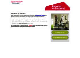 demande-logement.espacil.com