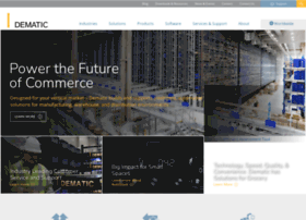 dematic.com