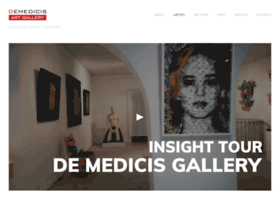 demedicis-gallery.com