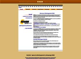demenagementkhan.com