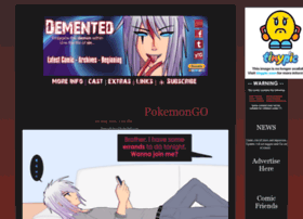 demented.thecomicseries.com