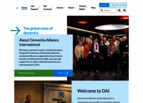 dementiaallianceinternational.org