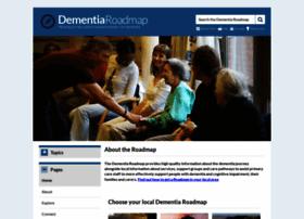 dementiaroadmap.info