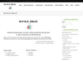 demenzeprioni.com