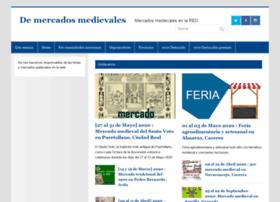 demercadosmedievales.com