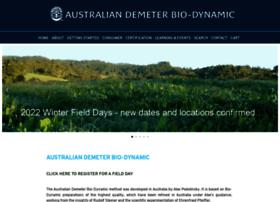 demeterbiodynamic.com.au