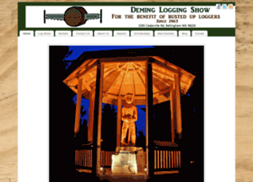 demingloggingshow.com