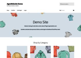 demo.agenwebsite.com