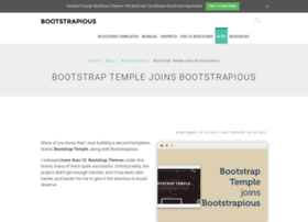 demo.bootstraptemple.com