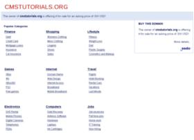demo.cmstutorials.org