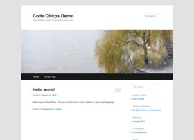 demo.codechirps.com