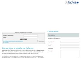 demo.defactos.net