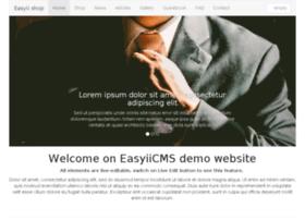 demo.easyiicms.com