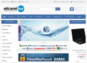 demo.eticaretkur.com