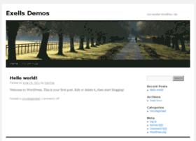 demo.exells.com