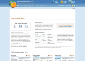 demo.forum-software.org