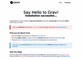 demo.getgrav.org