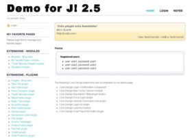 demo.greatjoomla.com