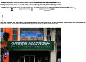 demo.greenmatrixcarrental.com