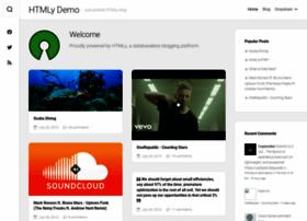 demo.htmly.com