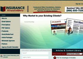 demo.insurancenewsletters.com