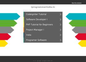 demo.iprogrammerindia.in