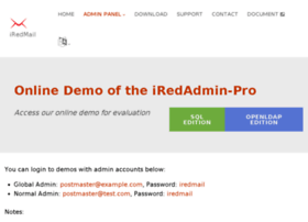 demo.iredmail.org