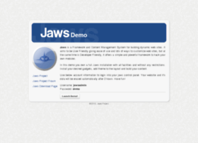 demo.jaws-project.com