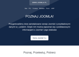 demo.joomla.pl