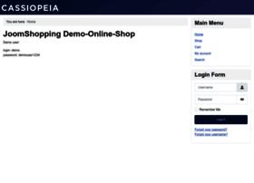 demo.joomshopping.com