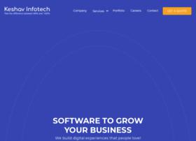 demo.keshavinfotech.com
