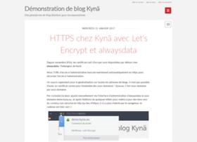 demo.kyna.eu