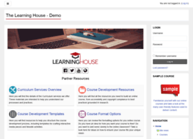 demo.learninghouse.com