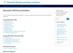 demo.namaste-lms.org
