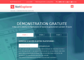 demo.netexplorer.fr