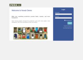 demo.noosh.com