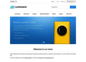demo.nopcommerce.com