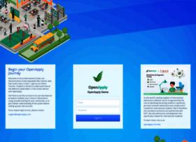 demo.openapply.com
