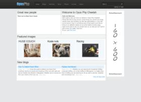demo.opusphp.com