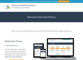 demo.paidmembershipspro.com