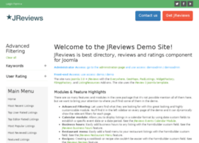 demo.reviewsforjoomla.com