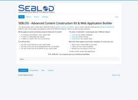demo.seblod.com