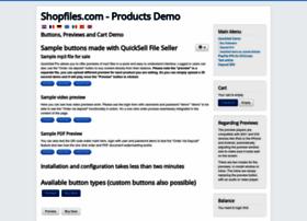 demo.shopfiles.com
