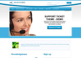 demo.supporttickettheme.com