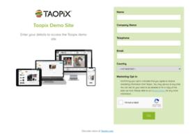 demo.taopix.com