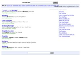 demo.templatemechanic.com