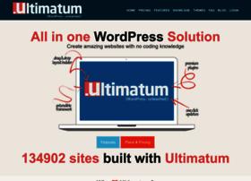 Demo.ultimatumtheme.com