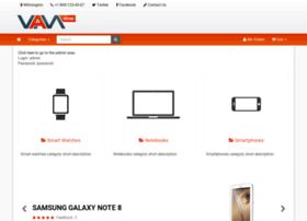 demo.vamshop.com